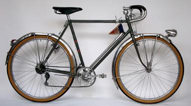 メーカー不詳 戦前フランス製ランドナー