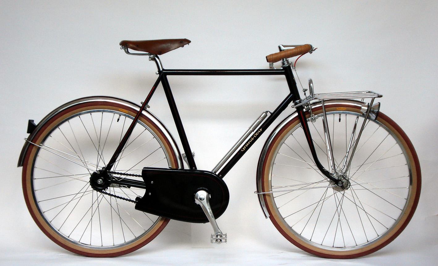 Modified/ Randonneur → Porteur/ I's BICYCLE/ 2008.10.17