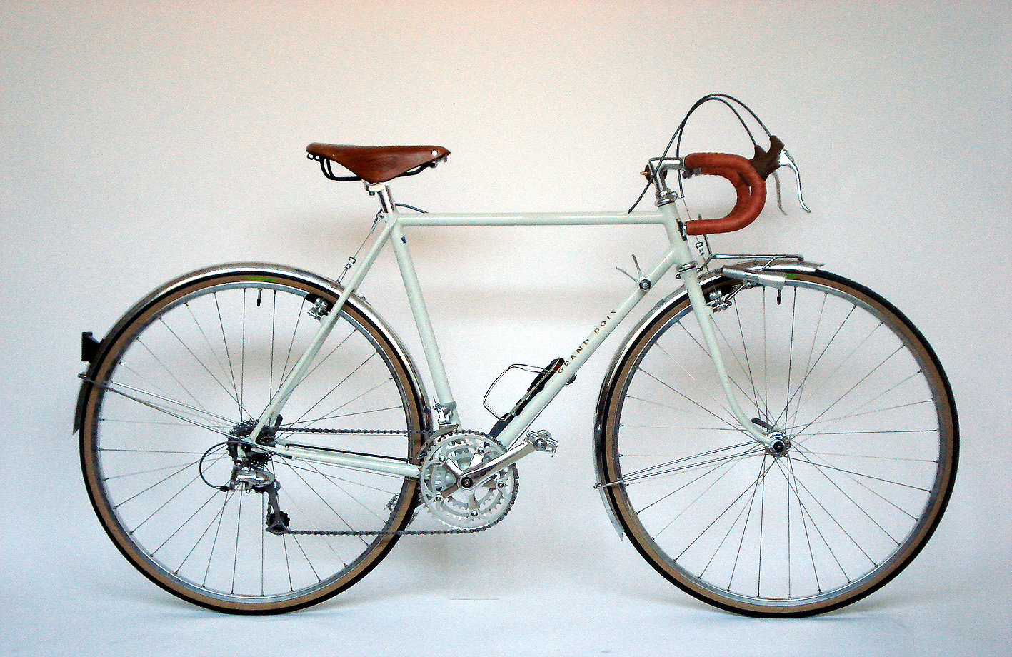 Type C/ 700C Randonneur/ Mr.Abe from Kochi/ 2008.12.12