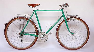 Type E/ 650B Randonnuer/ Ms.Karen Wong from Australia/ 2009.4.8