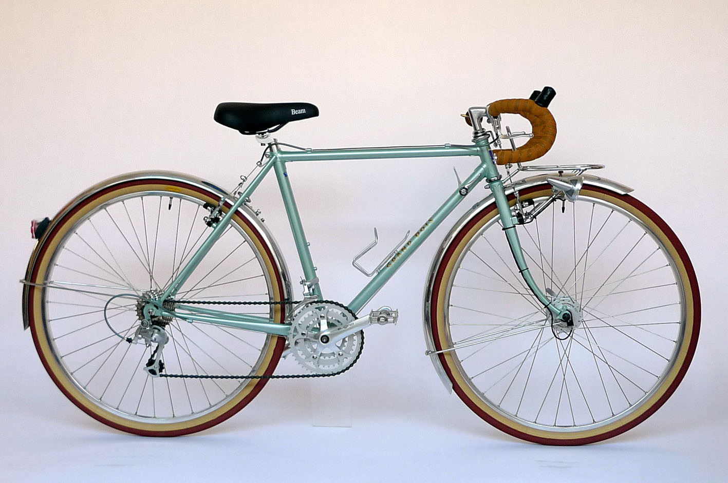 Type E/ 650B Randonneur/ Ms.Ando from Kyoto/ 2009.11.22