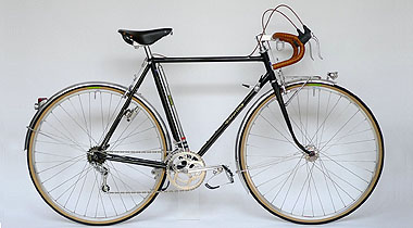 Type V/ 700C Randonneur/ Mr.Yasutani from Kyoto/ 2009.12.10