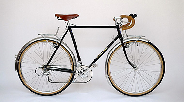Type E/ 650B Randonneur/ Mr.Naemura from Shiga/ 2010.1.7