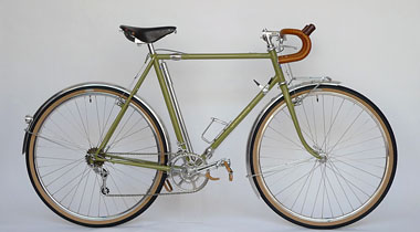 Type D/ 650B Demountable Randonneur/ Mr.Yasutani from Kyoto/ 2011.5.9