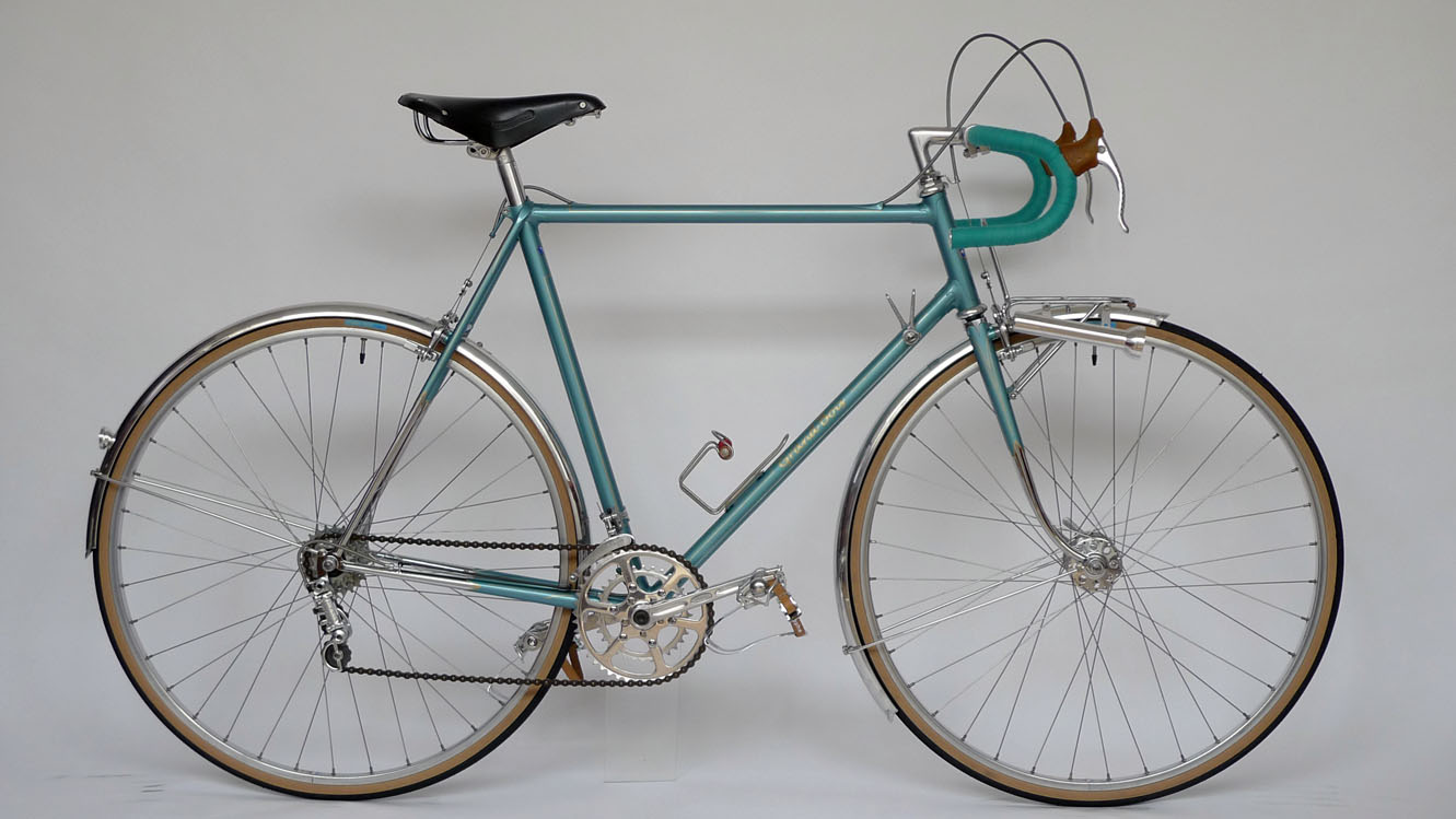 Type V/ 700C Randonneur/ Mr.Nitta from Hiroshima/ 2011.6.3