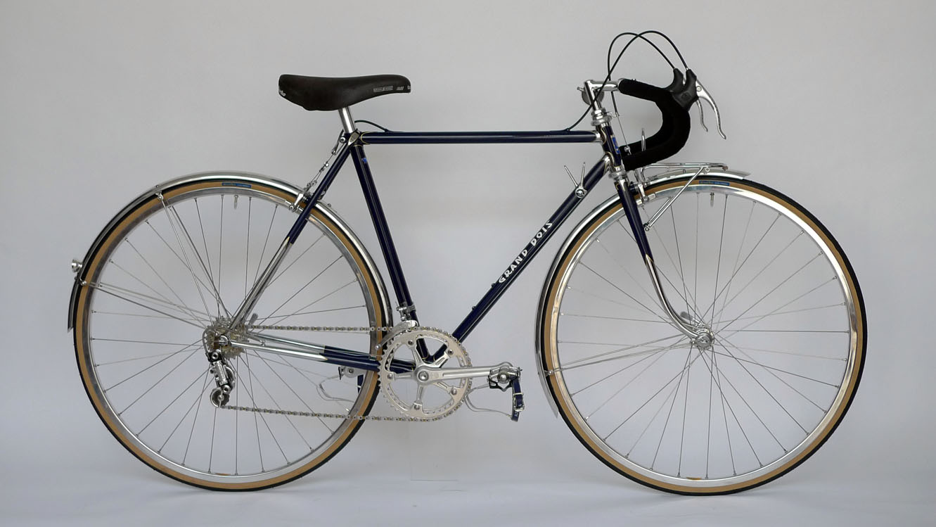 Type V/ 700C Randonneur/ Mr.Deguri from Kyoto/ 2011.7.8