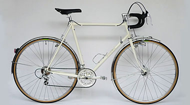 Type E/ 700C Randonneur/ Mr.Kino from Wakayama/ 2012.3.1