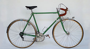 Restoration/ Alex SINGER Randonneur/ Mr.G.H from Kyoto/ 2012.4.12