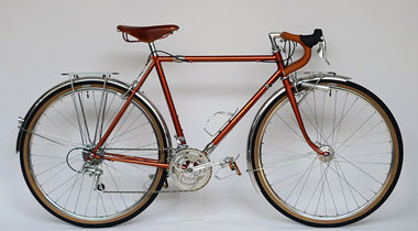 Type D/ 650B Demountable Randonneur/ Mr.Kato from Osaka/ 2012.5.17