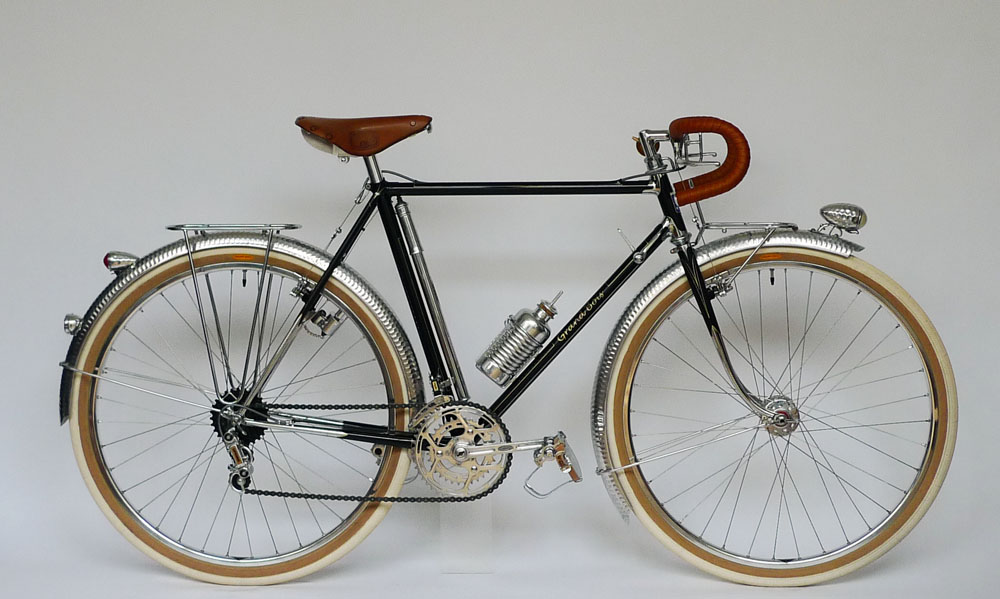 Type V/ 650B Randonneur/ Mr.Takahashi from Hiroshima/ 2012.5.22