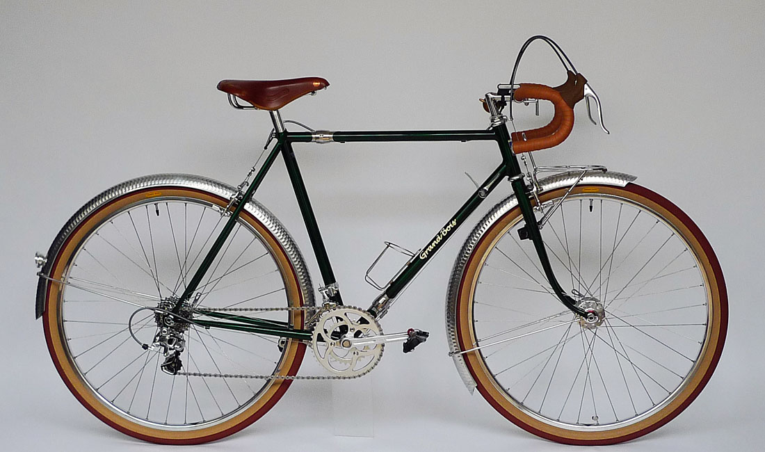 Type D/ 650B Demountable Randonneur/ Mr.Matsuo from Kyoto/ 2012.5.25