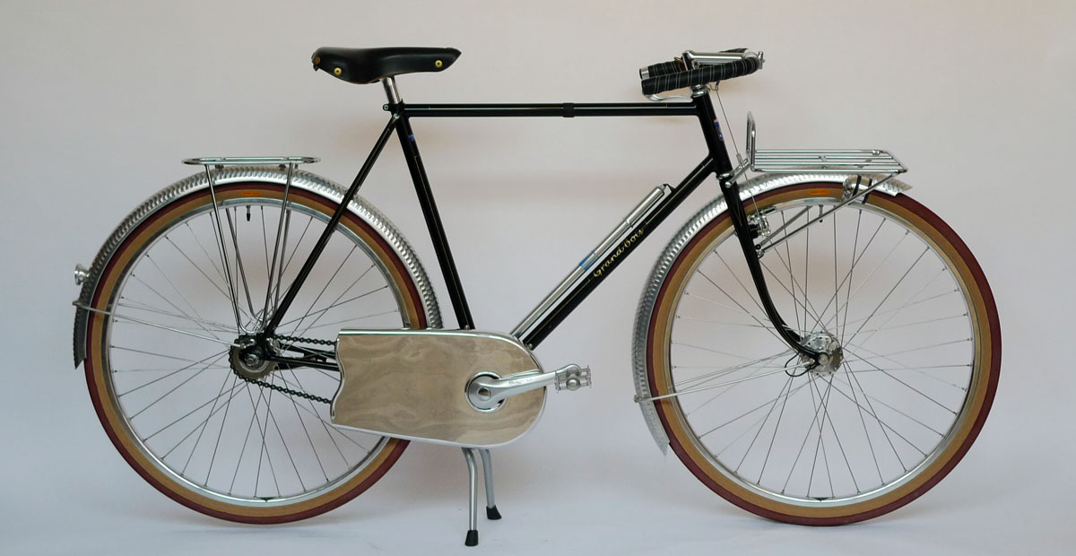 Type P/ 650B Porteur/ Mr.G.H from Kyoto/ 2012.6.15