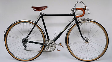Type V/ 700C Randonneur/ Mr.Miyazawa from Siga/ 2012.7.1