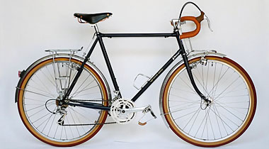 Type E/ 650B Randonneur/ Mr.J.T from Australia/ 2012.7.27