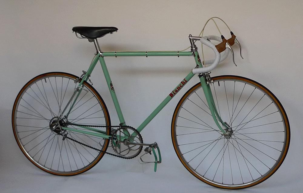 Restoration/ Bianchi Paris-Roubaix/ Mr.T from Osaka/ 2012.10.15