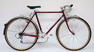 Type E/ 650B Randonneur/ Mr.Ito from Osaka/ 2012.12.8