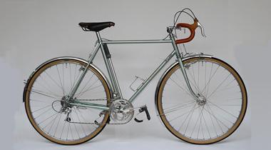 700C ランドナー 輪行簡単モデル