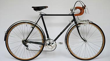Type E/ 650B Randonneur/ Mr.Iwazawa from Kanagawa/ 2013.1.12
