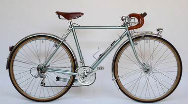 Type E/ 650B Randonneur/ Mr.Ikeda from Nara/ 2013.1.24