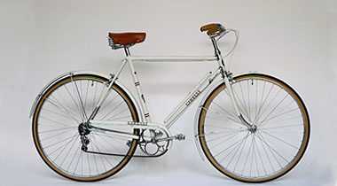 Restored/ CINELLI RIVIERA 1960'/ Mr.Fukuda from Osaka/ 2013.2.14