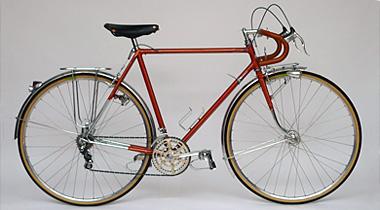 Restored/ 700C GOELAND Randonneur 1960'/ Mr.Kawakubo from Tokyo/ 2013.3.3
