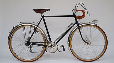 Restoration/ Rene HERSE Randonneur/ Mr.Y from Aichi/ 2013.6.2