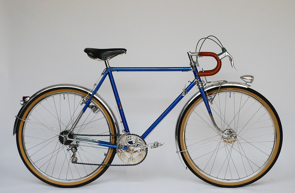 Restored/ Alex SiNGER Randonneur/ Mr.T from Osaka/ 2013.11.1