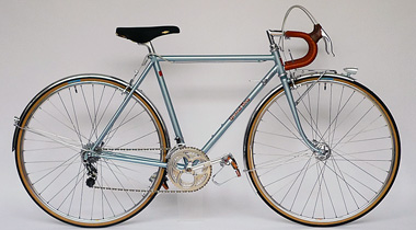 Type V/ 700C Randonneur/ Mr.Shinohara from Osaka/ 2013.11.3