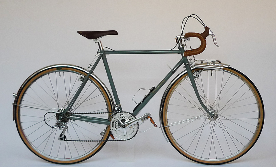 Type E/ 700C Randonneur/ Mr.T from Kyoto/ 2013.11.3