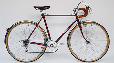 Type ER/ 700C Randonneur/ Mr.nakao from Kyoto/ 2013.12.21