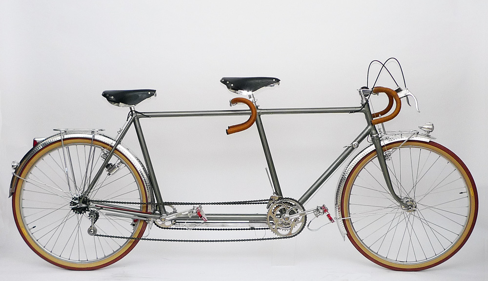 Restored/Rene HERSE TANDEM/Mr.Kunimoto from Shiga/2014.2.27