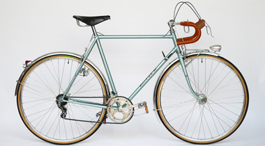 Restored/Rene HERSE Randonneur/Mr.Watanabe from Osaka/2014.3.5