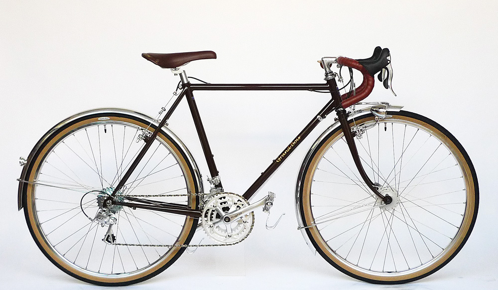 Type ER/650B Randonneur/Mr.Honzaki from Osaka/2014.3.22