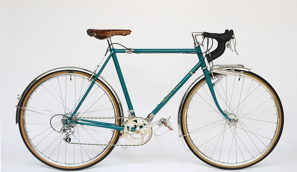 Type      /650B Randonneur/Mr.Yamada from Osaka/2014.3.24