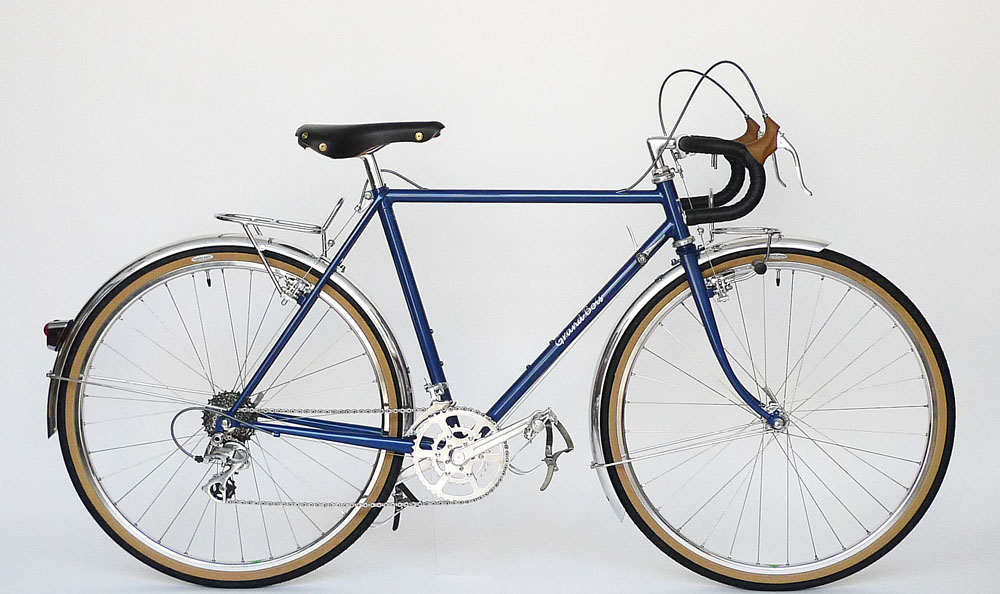 Type ER/650B Randonneur/Mr.Morikawa from Hyogo/2014.6.1