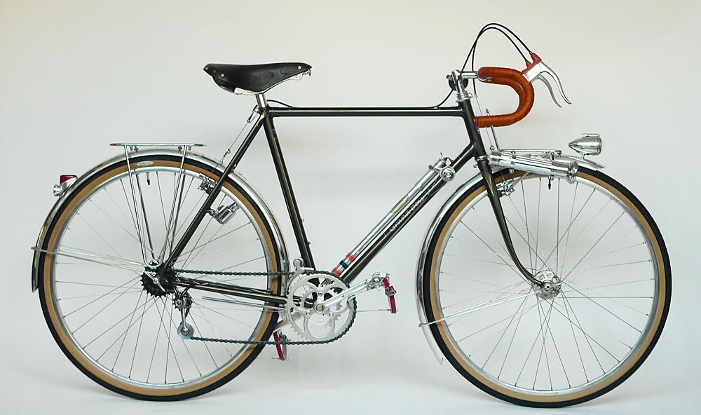 Type V/650B Randonneur/Mr.Wada from Aichi/2014.11.16