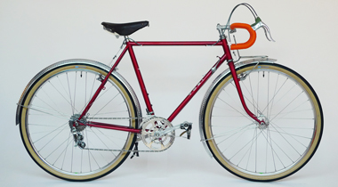 Restored/TOEI 650B Randonneur/Mr.Tamura from Mie/2014.11.22