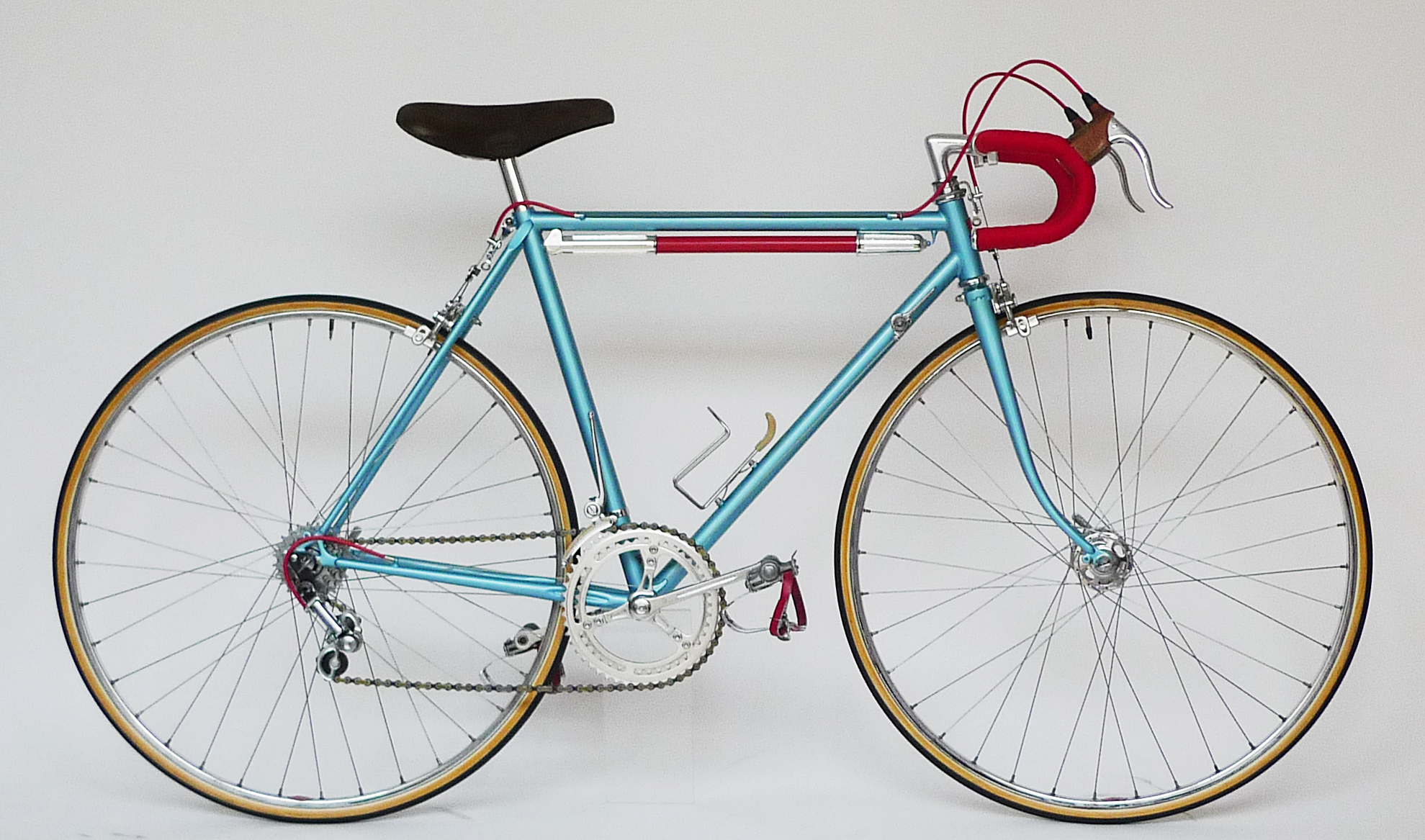 Restored/Alps Randonneur/Mr .Deguri from Kyoto/2014.12.21