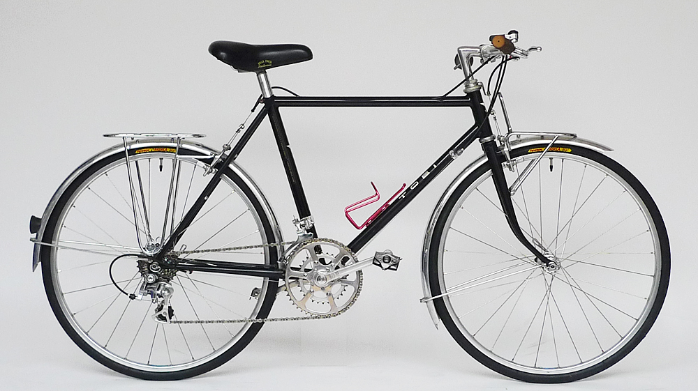 Modified/TOEI 24inch Randonneur/Mrs.Yoshimura from Shiga/2015.4.4