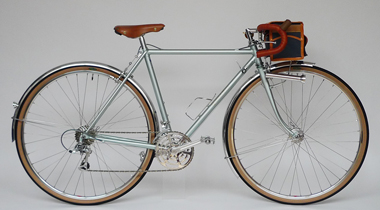 Type ER/700C Randonneur/Mr&Mrs.Wilborn from USA/2015.4.10