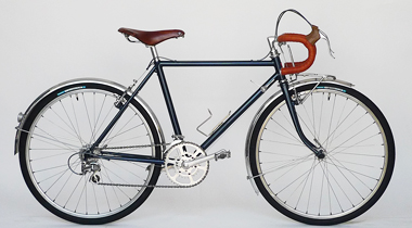 Restored/ALPS 24inch Randonneur/Ms.Watabe from Kanagawa/2015.5.5