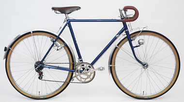 Restored/ALPS Randonneur/Mr.Yamauchi from Osaka/2015.9.4