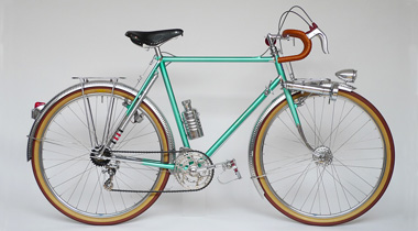 Type V/650B Randonneur/Mr.Akabori from Ibaragi/2015.10.5