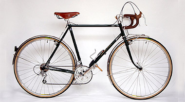 Type E/ 700C Randonneur/ Mr.Ota from Kyoto/ 2008.8.2