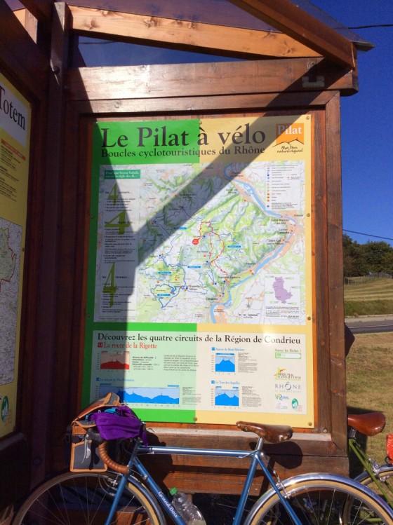 Pilat map