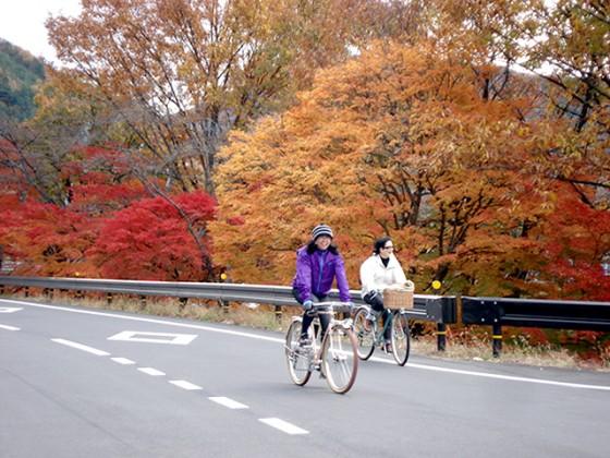 ランドナーとは:日本の旅(秋)