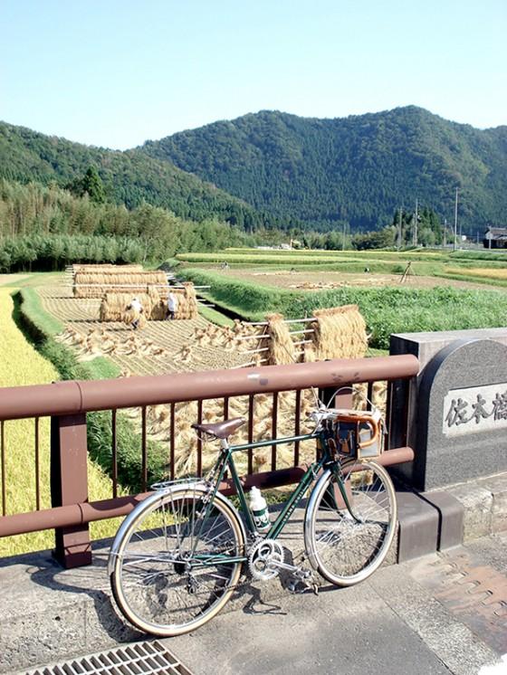 ランドナーとは:日本の旅(実りの秋)